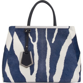 FENDI - Calf Hair Small 2jours Tote