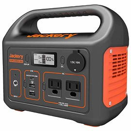 Jackery - Jackery Explorer 300 Portable Power Station
