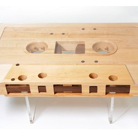 mix tape table