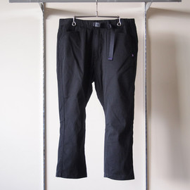 THE NORTH FACE PURPLE LABEL - 4/5 Stretch Climbing Pants #black