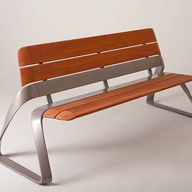 BMW DESIGNWORKS - URBAN BENCH DESIGN