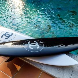 CHANEL - chanel's surfboard!!