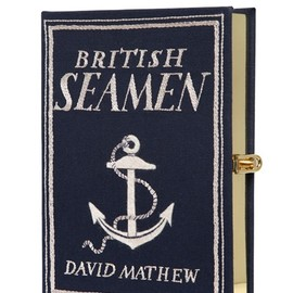Olympia Le-Tan - BRITISH SEAMEN BOOK CLUTCH