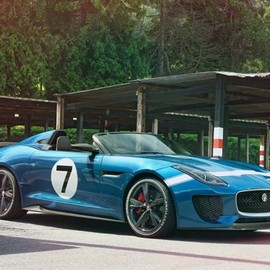 Jaguar - F-Type/ The Project 7 Concept