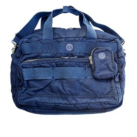 Porter Classic - SUPER NYLON BOSTON BAG - INDIGO BLUE