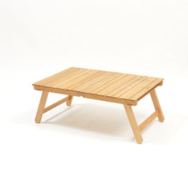 Peregrine Furniture - Wing Table クルミ