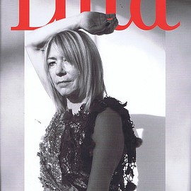 Lula Magazine - Girl of My Dreams No. 20 Kim Gordon