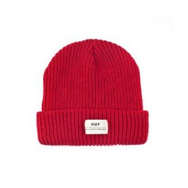 HUF - DEATH FROM ABOVE SINGLE FOLD (Red)