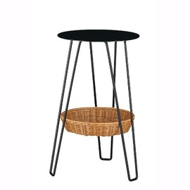 IDEE - WALLABY SIDE TABLE Black