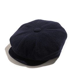 Lock&Co. Hatters - Muirfield-Wool-Navy