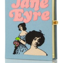 Olympia Le-Tan - Olympia Le-Tan|Jane Eyre embroidered clutch|NET-A-PORTER.COM