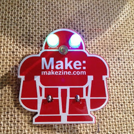 Maker Faire Newcastle 2013 - Robot
