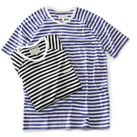 pyjama clothing - Border Pocket Tshirt S/S
