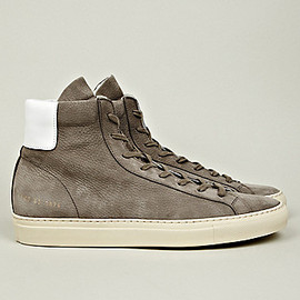 Common Projects - Vintage High Sneaker in Grey