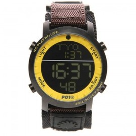 P01TIME - P01TIME SUPER DIGITAL KHAKI