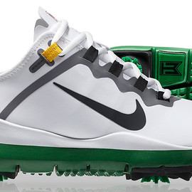 Nike Golf - TW '13 - White/Anthracite/Pine Green