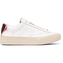 Maison Margiela - Spray-Painted Leather Sneakers