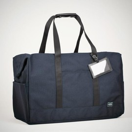 Monocle, Porter - Boston Bag - Navy