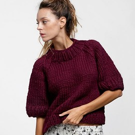 WOOL AND THE GANG - 【ASHLEIGH SWEATER】knit