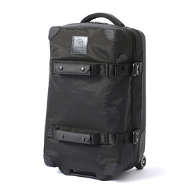 "Burton, HEAD PORTER PLUS - ""excursion"" Wheelie Flight Deck 40L"