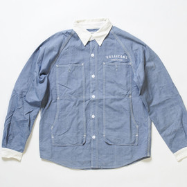 SASSAFRAS - Custom Cleric Feel Sun Shirt