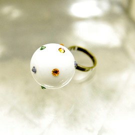 mother - planetarium ring - mother online shop