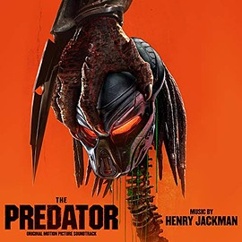 Henry Jackman - The Predator EP: Original Motion Picture Soundtrack