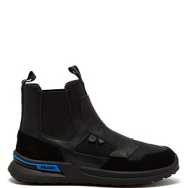 PRADA - FW2018 Leather chelsea boots
