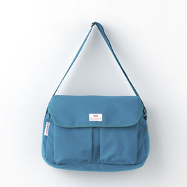 "BAG'n'NOUN - TRAVEL SHOULDER ""M"" JADE"