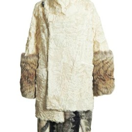 TOGA - Toga Women's Oversized Fur Coat
