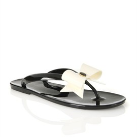 Ted Baker - TIED Bow detail flip flop