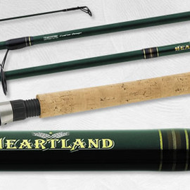 DAIWA - Heartland®-HLD Salmon/Steelhead-Spinning Rods