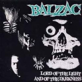 Balzac - Lord of The Light and of The Darkness(Original1stEP)