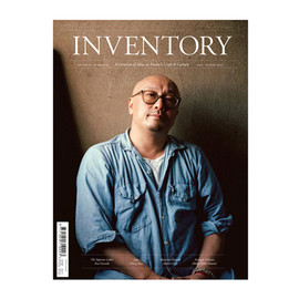Inventory Magazine - INVENTORY Volume 02 Number 03 Takeshi Ohfuchi Cover