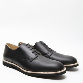 T & F Slack - Men's Traditional Derby Shoe with Micro Sole