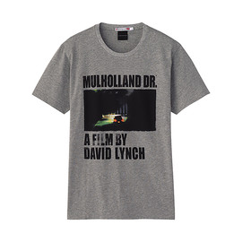 UNIQLO - David Lynch X Uniqlo: Mulholland Dr