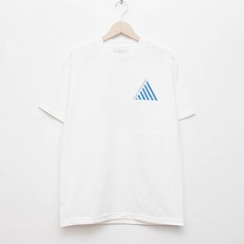 cup and cone - 6th Anniversary Tee - White