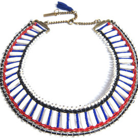 Isabel Marant - Wide Beaded Necklace
