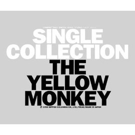 The Yellow Monkey - THE YELLOW MONKEY SINGLE COLLECTION