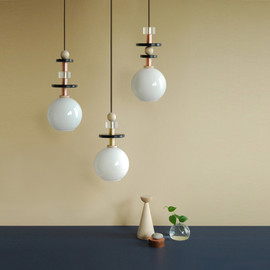 ladies gentlemen studio - Aura Pendants.