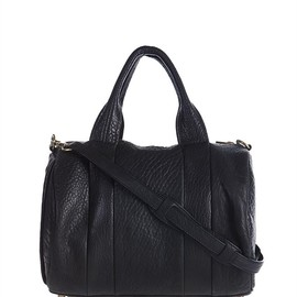 Alexander Wang - Rocco Satchel With Antique Brass Hardware