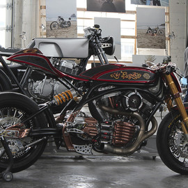 Harley-Davidson - Evolution