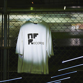 サカナクション - NFSC NF Records TEE White