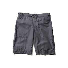 SOPHNET. - BAKER POCKET EASY SHORTS