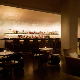 The Public Hotel - Bar at the Public Hotel, Chicago, a Ian Schrager production