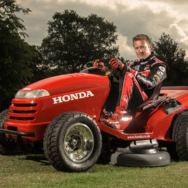 Honda - Mean Mower