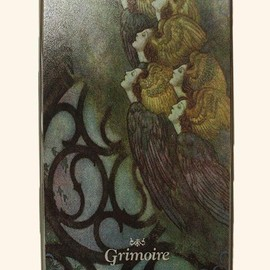 Grimoire - iPhone Case