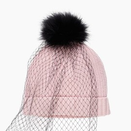 kate spade NEW YORK - fit to be tied veil hat