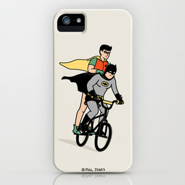 "society6 - ""WHAM! POW! PEG RIDE!"" by Phil Jones"