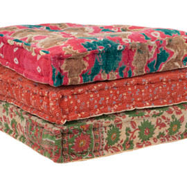JAYSON HOME - KANTHA FLOOR CUSHION